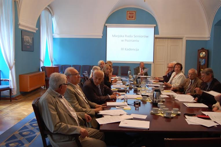 Miejska Rada Seniorów