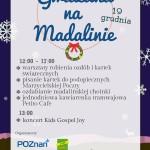 Gwiazdka na Madalinie - plakat