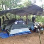 klepka namiot