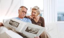 Dzięki systemowi Home Monitoring pacjent może czuć się bezpiecznie.