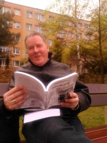 Prof. Dariusz Łukasiewicz - autor artykułu