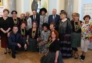 Seniorzy Mazowsza na spotkaniu z PAN, Michał Słaby