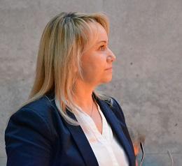 """Beata Marcińczyk-Klimczak, redaktorka magazynu """"My60+""""."""