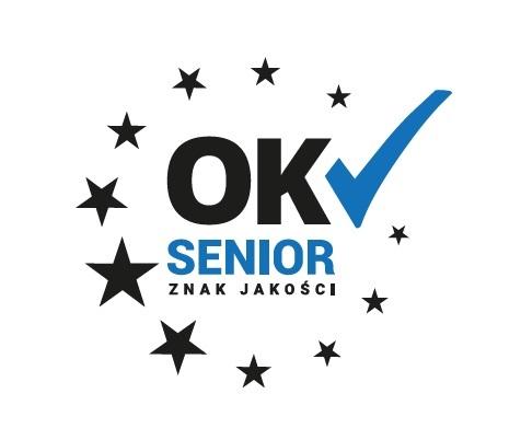 OK senior LOGO kwadrat male